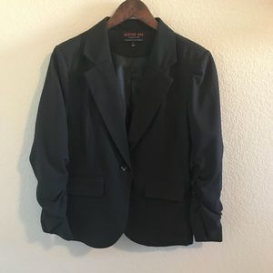 Active USA Blazer/Jacket black size Large